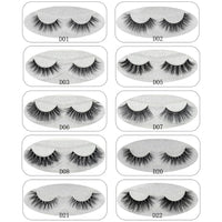 Soft 3D Lashes