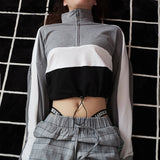 Nell Cropped Sweatshirt