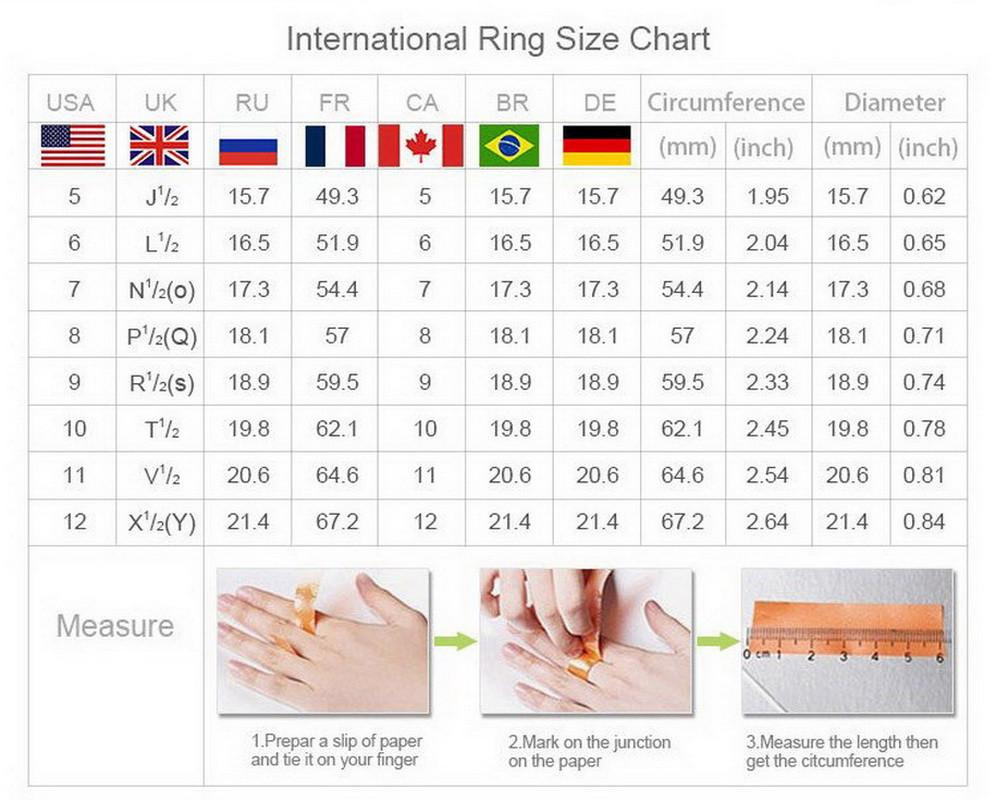 AAA Zircon Micro Inlay Ring Special