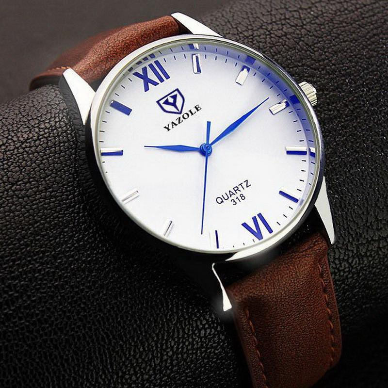 YAZOLE Simple Business Series 318 Quartz Watch