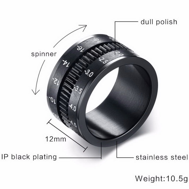 SLR Telephoto Camera Lens Ring Special
