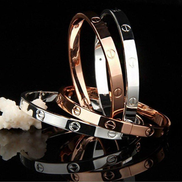 Lovers Bangle Bracelets