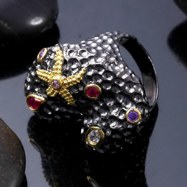 Blacksea Abyss Ring
