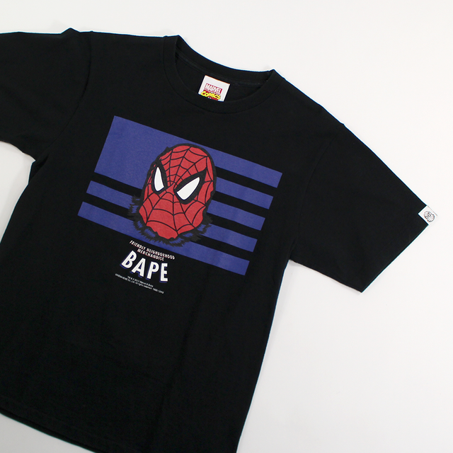 Bape, Marvel Spiderman - Sz. S