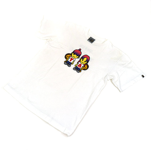 Bape Puffy Vs Baby Milo Tee Sz. L