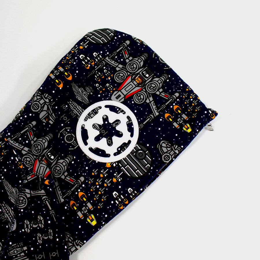 BAPE, Star Wars Collab Full Zip Sz. M