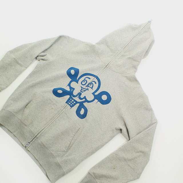 ICE CREAM, Grey Full Zip Sz. M