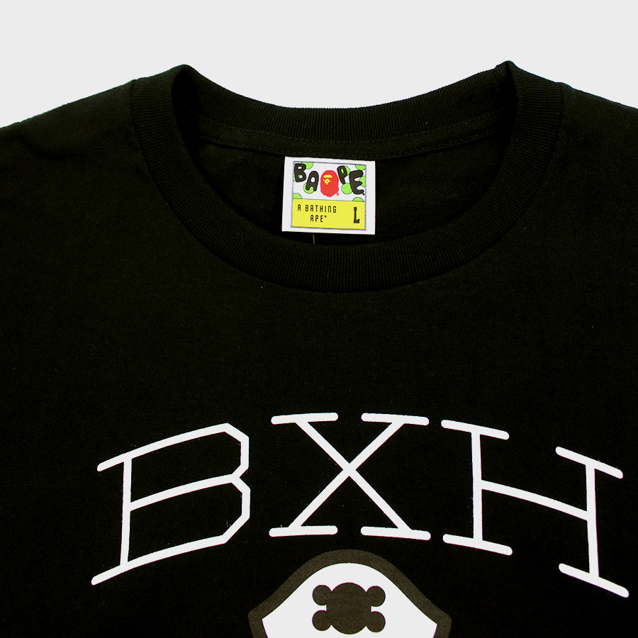 BAPE, Black Baby Milo Bounty Hunter Tee Sz. L