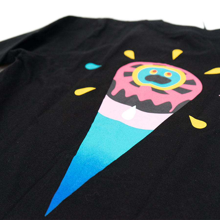 OG Ice Cream Billionaire Boys Logo LS Tee Sz. M