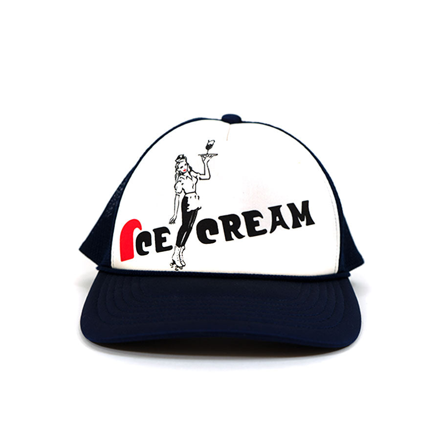 OG Ice Cream Waitress Trucker Hat