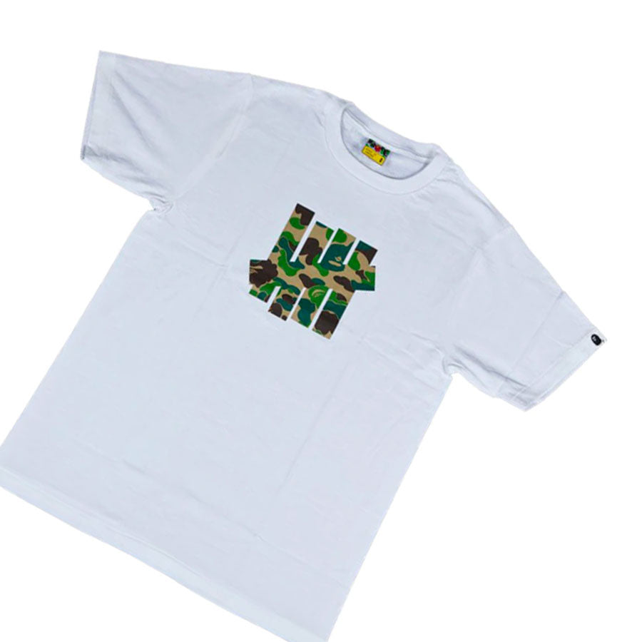 Bape Undefeated 5-Strike Camo Tee