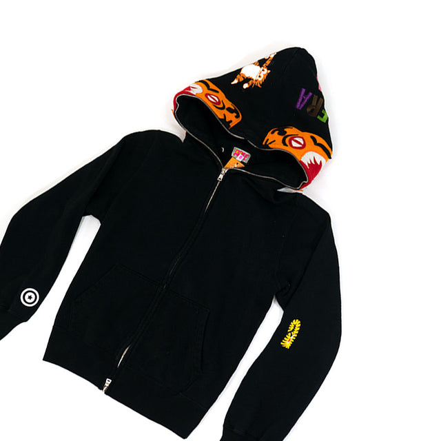 Bape FW06 OG APEE Women's Tiger Full Zip