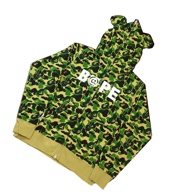 BAPE BearBrick Full Zip