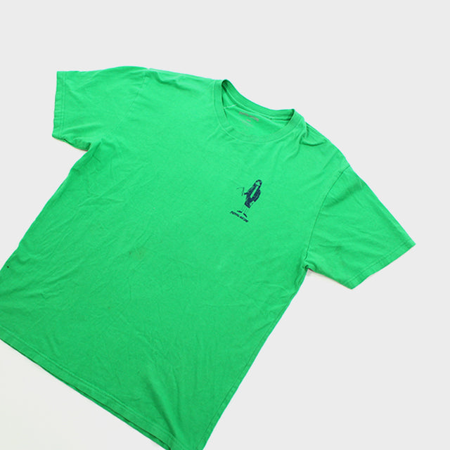 Fucking Awesome, Green Mini Graphic Tee Sz. L