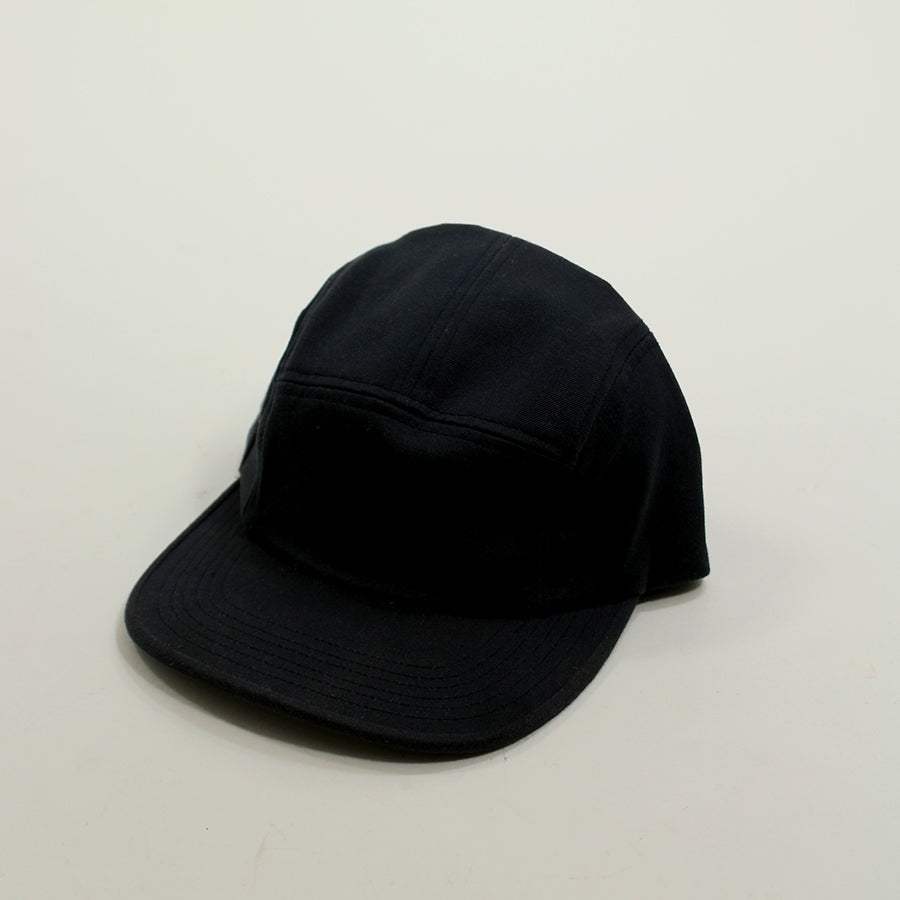 Supreme, Navy Embossed Side Camp