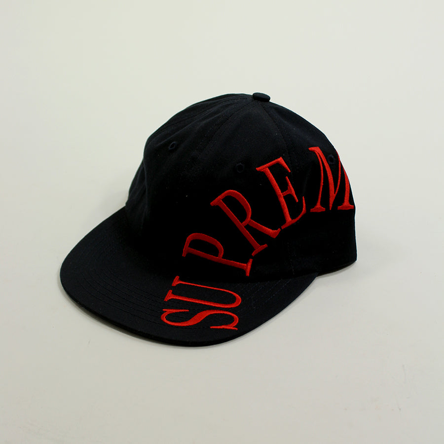 Supreme, Navy Side Logo Hat