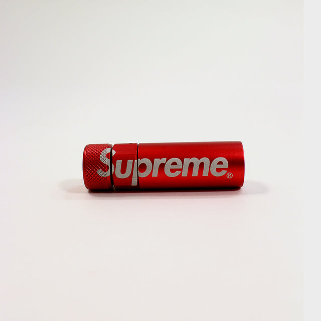 Supreme, Red Mini Flashlight