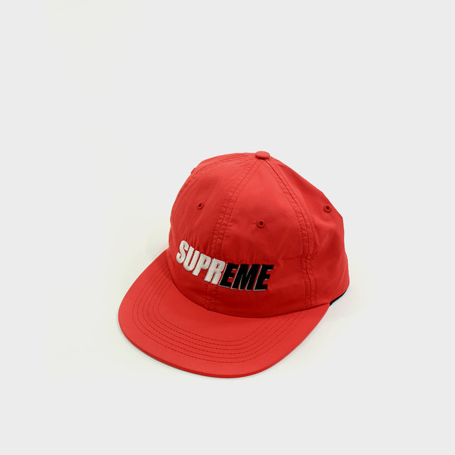 Supreme, Red 2-tone Nylon