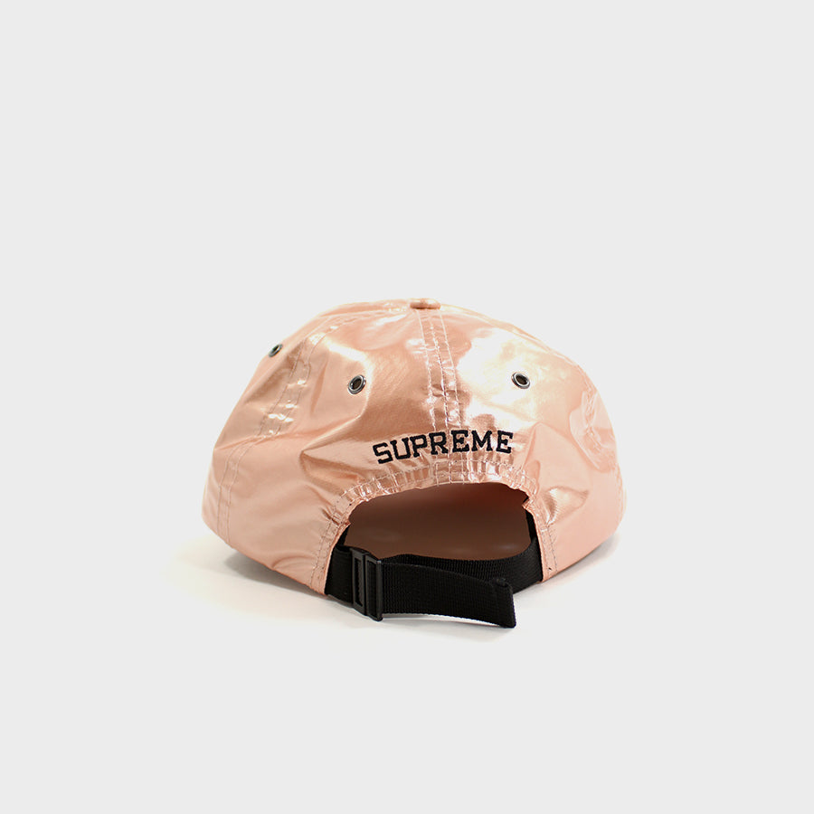 Supreme, TNF Rose Gold Hat Sz. OS