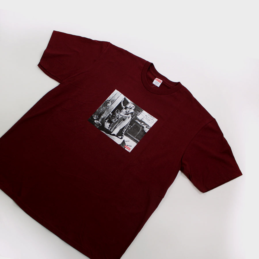 Supreme, Red Mike Kelley Hiding Tee Sz. XL
