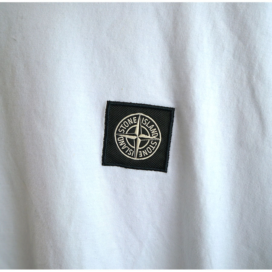 Stone Island, Patch Tee Sz. XL