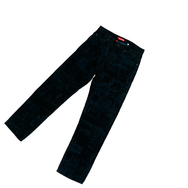 Supreme Corduroy Vibration Pants