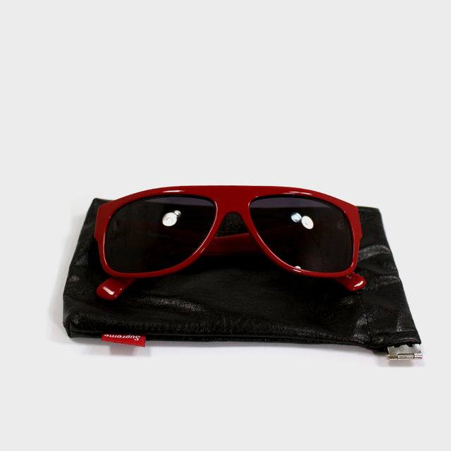 Supreme, Red Sunglasses