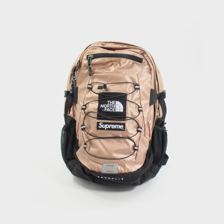 Supreme, Rose Gold  TNF Backpack
