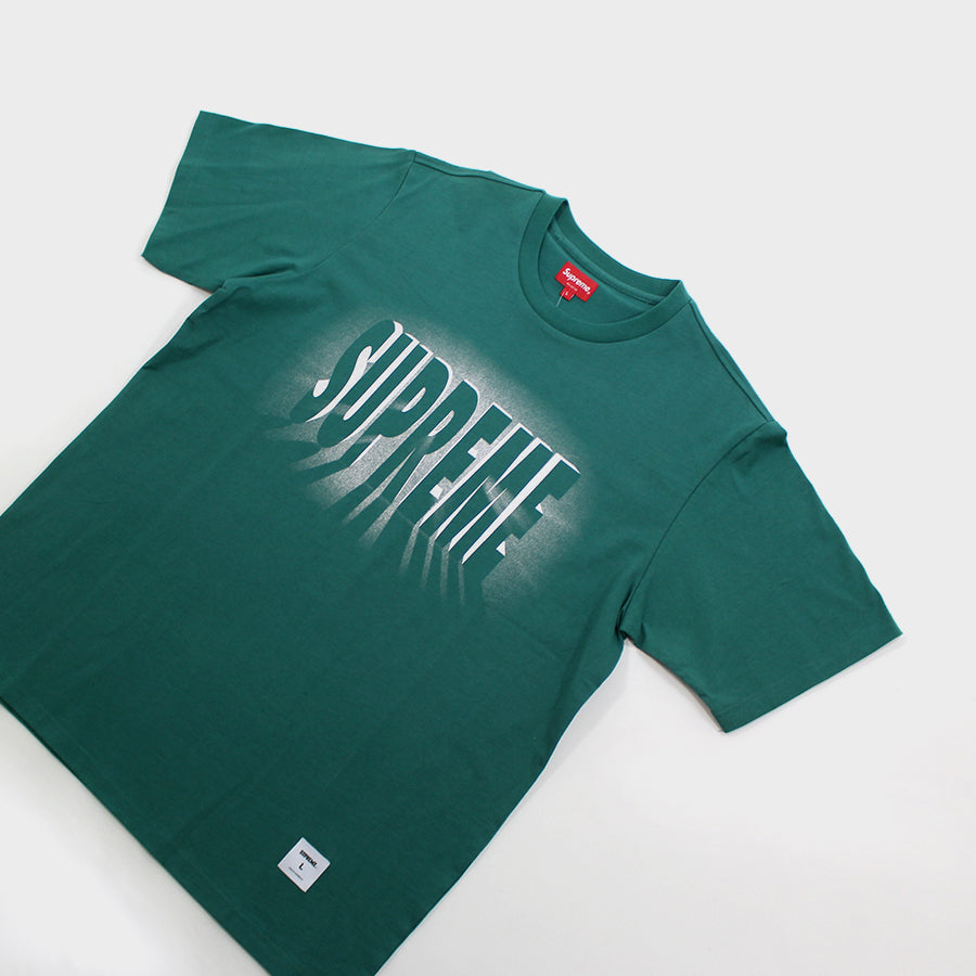 Supreme, Teal Light Tee Sz. L