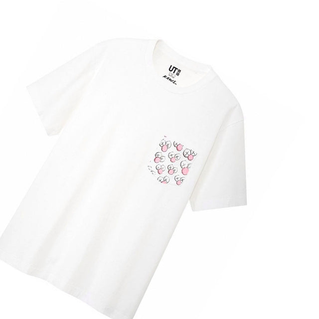 KAWS Uniqlo BBF Pocket Tee