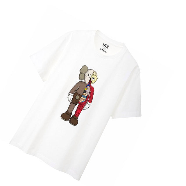 KAWS Uniqlo Companion Toy Tee