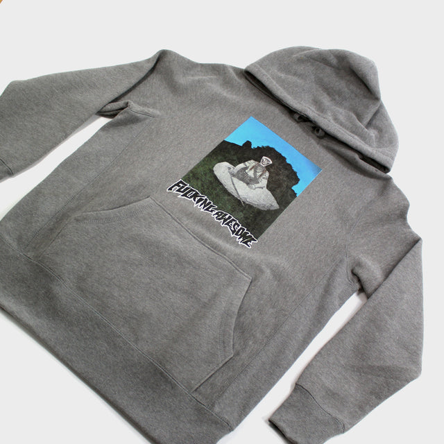 Fucking Awesome, Grey Serpent Hoodie Sz.S