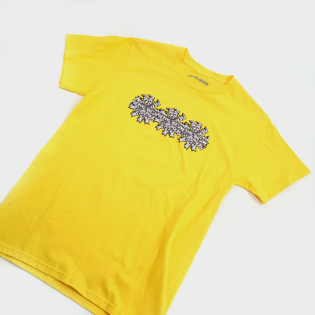 Fucking Awesome, Yellow India Boy Tee Sz.S