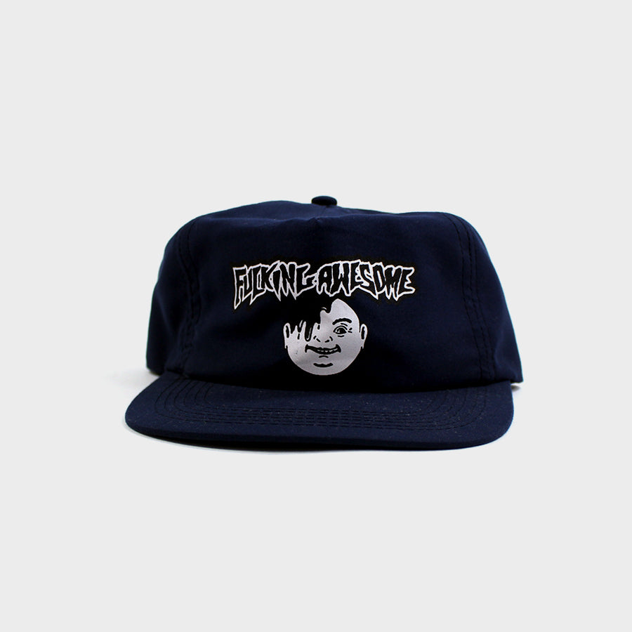 Fucking Awesome, Navy Oil Head Hat