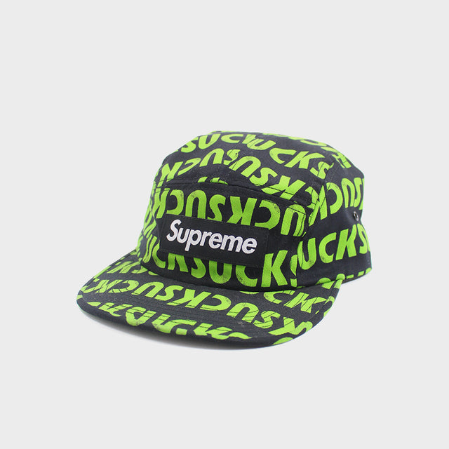 Supreme, sucks camp 5-panel