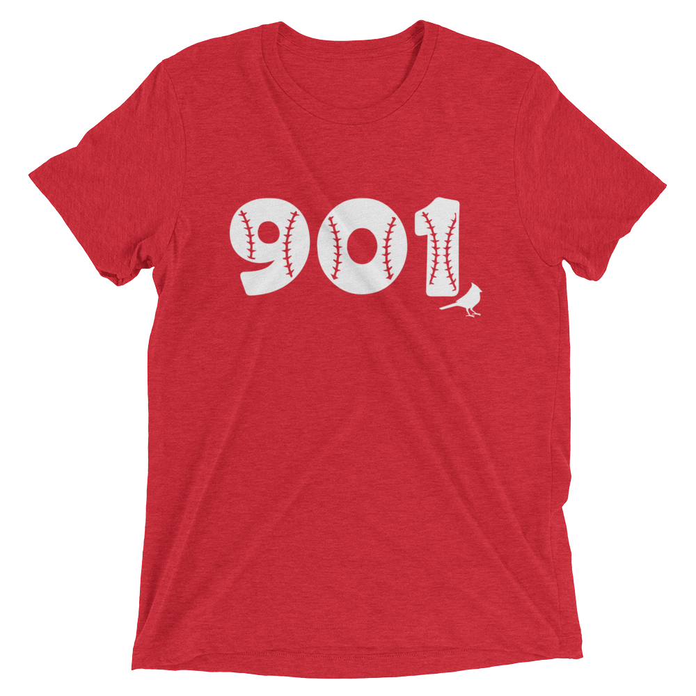 901 baseball Short sleeve t-shirt