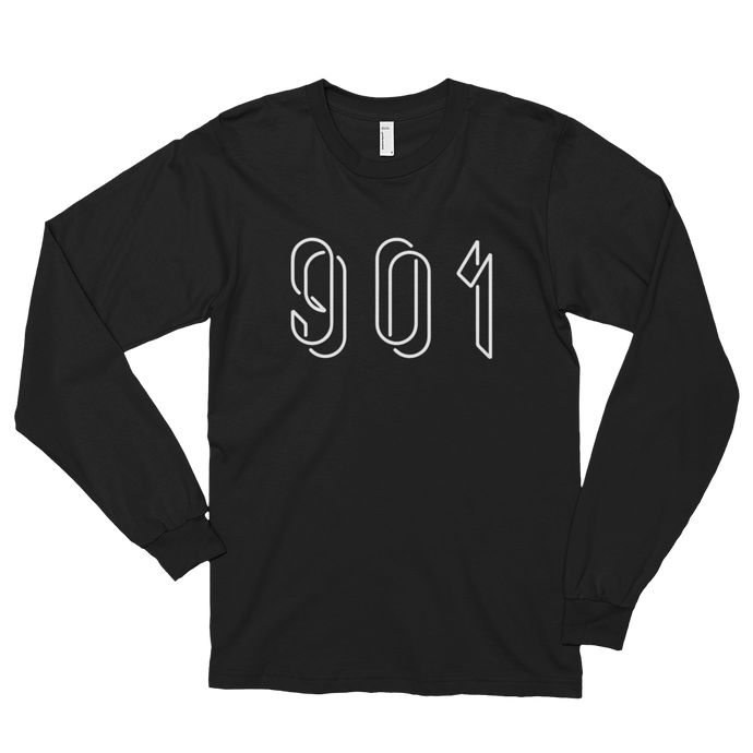 Long sleeve 901 t-shirt (unisex)