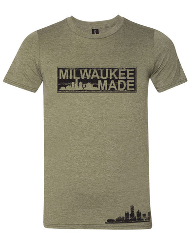 MKE Made Tee (army green)