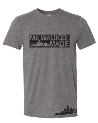 MKE Made Tee (Grey)