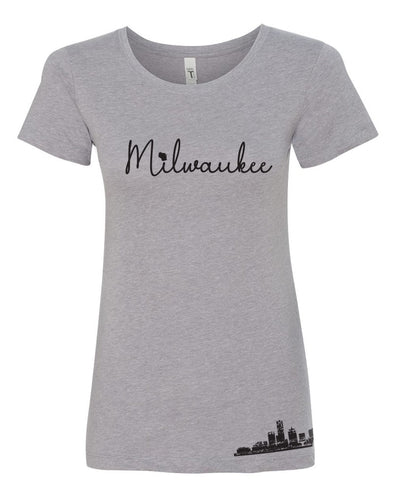 Milwaukee, WI ladies Tee