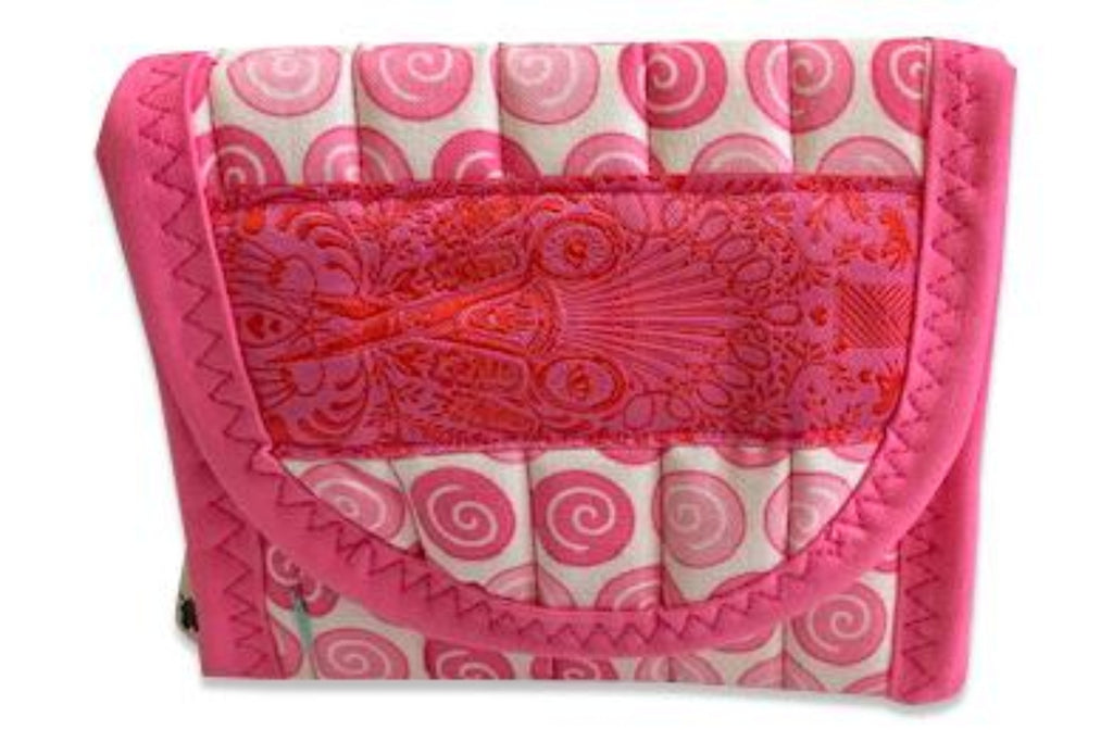 Pink, Red and Purple Everyday Pocket Wallet