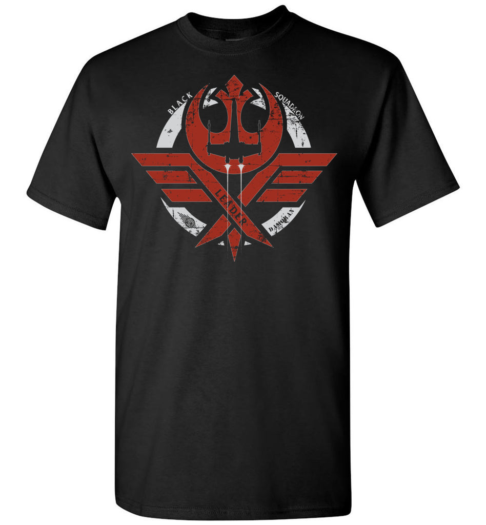 Star Wars Inspired: Rogue Squadron - Rogue Leader Crew Flight Shirt