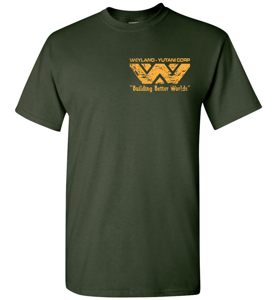 Weyland Yutnai Uniform Shirt