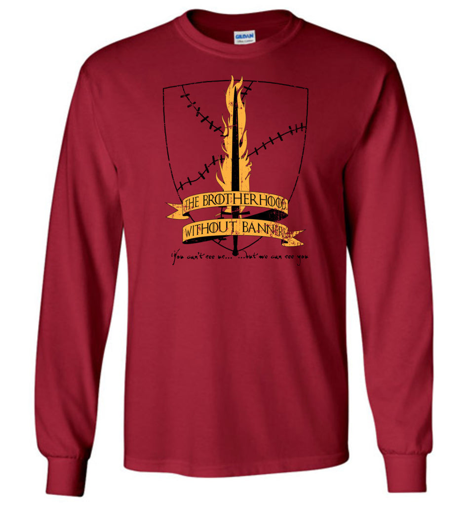 Game of Thrones: Brotherhood Without Banners Long Sleeve