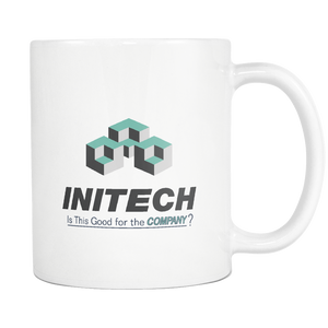 Initech Bill Lumbergh S Office Space Inspired 11oz Mug
