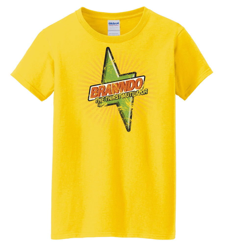 Brawndo - The Thirst Mutilator!