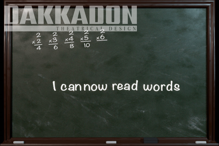 "Matilda the Musical - ""I Can Now Read Words"""
