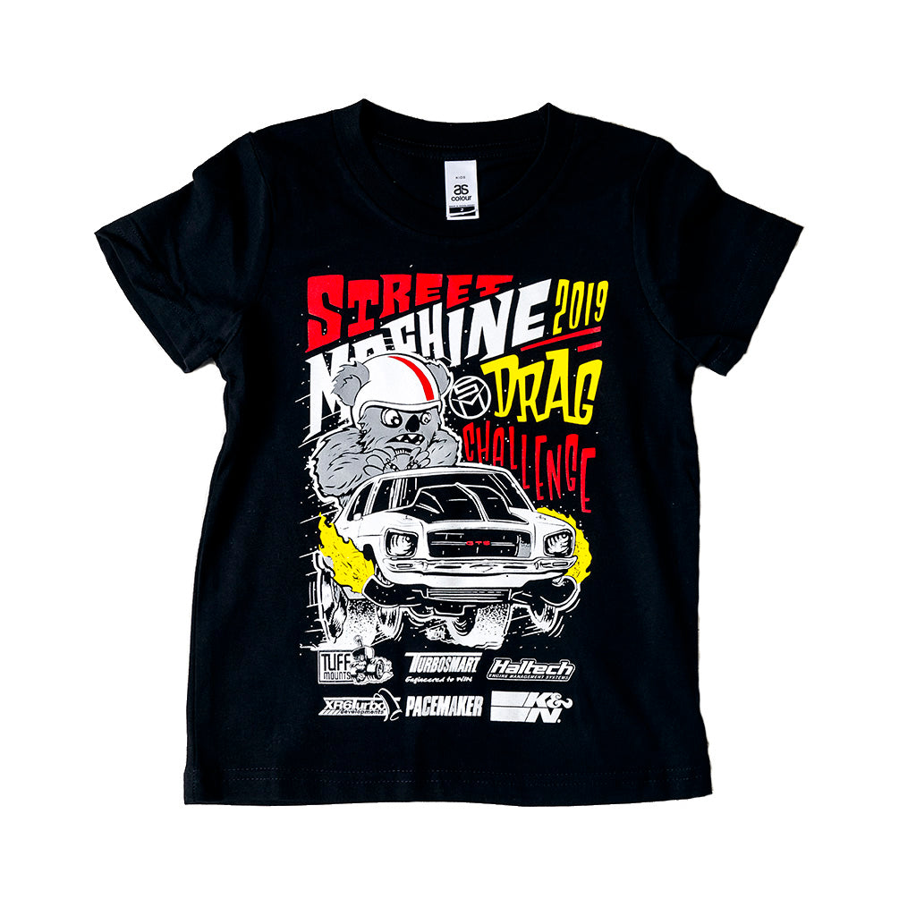 2019 Drag Challenge Kids T-Shirt