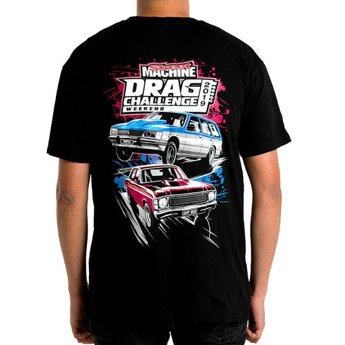 2019 Drag Challenge Weekend T-Shirt