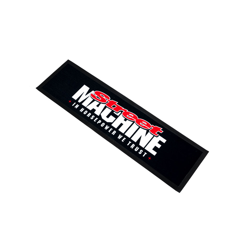 Street Machine Bar Mat